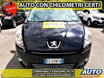 second-hand Peugeot 5008 2.0 HDi 150CV Tecno 102.000KM