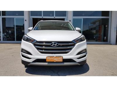 usata Hyundai Tucson 1ª serie 1.7 CRDi XPossible,ITALIANA,NAVI,116CV,PERFETTA