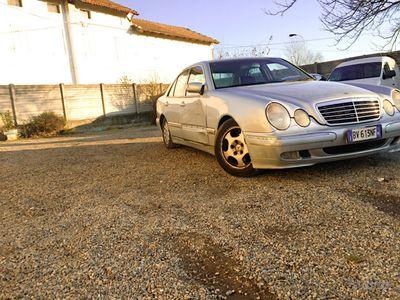 usado Mercedes E220 calsse