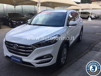 begagnad Hyundai Tucson TUCSON2.0 crdi Xpossible 4wd 136cv auto