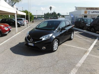 used Nissan Note 1.5 dCi Acenta