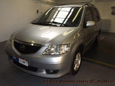 usata Mazda MPV 2.0 TD-CD ExeC. 7P MOTORE/FRIZIONE/VOLANO NUOVI