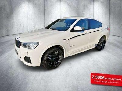 usata BMW X4 X4xdrive30dA Msport