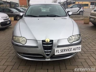 used Alfa Romeo 147 1.6i 16V T.S. (105 CV) cat 5p. Connect