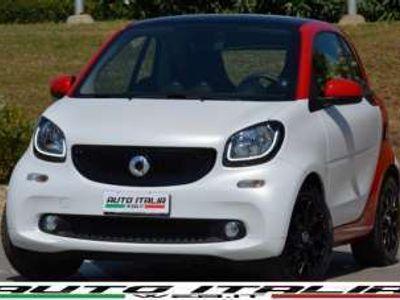 usata Smart ForTwo Coupé 90 0.9 turbo twinamic passion +navi+tel+cruise+cam