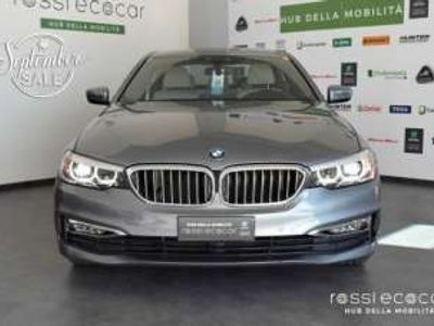 usata BMW 530 d xDrive 249CV Luxury rif. 13834402