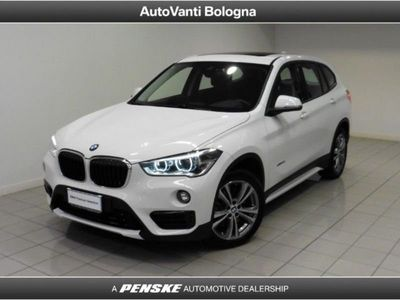 second-hand BMW X1 (F48) xDrive25d Sport