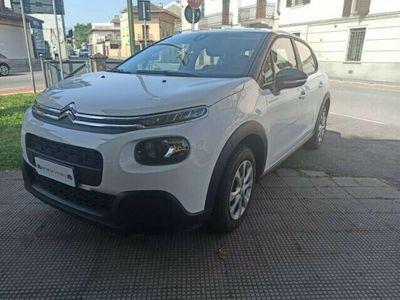 usata Citroën C3 PureTech FEEL PARI AL NUOVO *NEOPATENTATI*