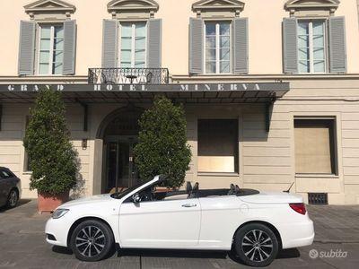 usata Lancia Flavia cabrio 2.4 170 CV 2012 soli 39000 km