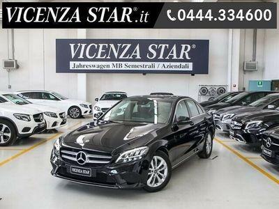 usata Mercedes C220 Classed Auto Sport del 2019 usata a Altavilla Vicentina