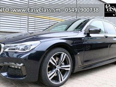 """usata BMW 740 e hybrid m-sport full optional laser 20"""""""