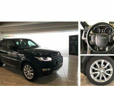 usata Land Rover Range Rover Sport 3.0 TDV6 HSE TETTO UNICO PROPRIET TAGLIAND LAND