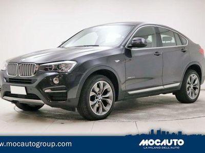 usado BMW X4 F26 Diesel xdrive30dA xLine