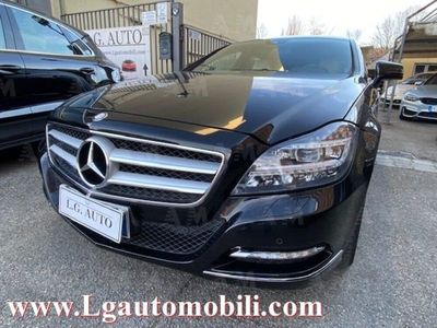 usata Mercedes CLS350 Shooting Brake CDI SW BlueEFFICIENCY 4Matic usato