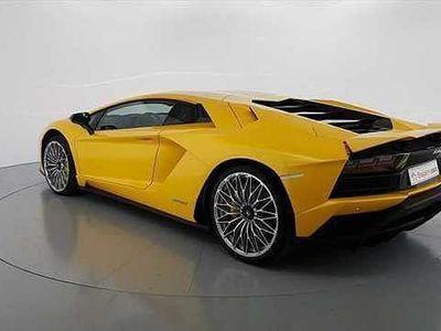 usata Lamborghini Aventador Aventadorcoupe 6.5 S 740