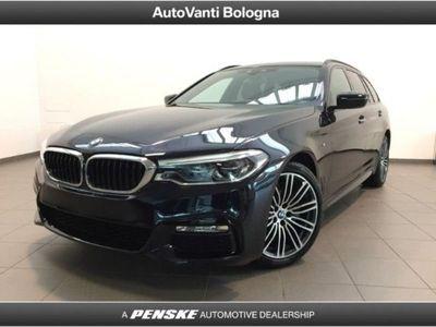 brugt BMW 520 Serie 5 Touring (G30/G31) d Touring Msport