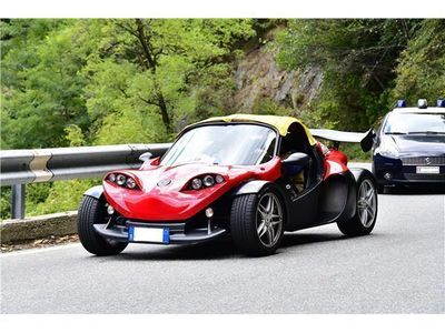 used Renault Spider roadster f16
