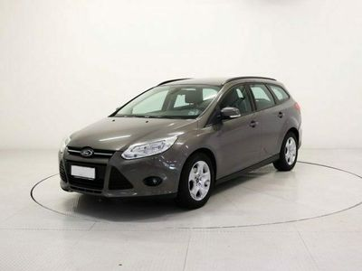 usata Ford Focus 1.6 TDCi 95CV SW Business DPF