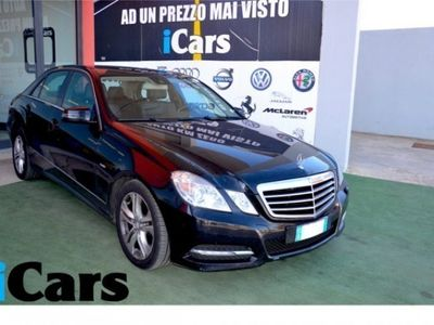 usado Mercedes E220 CDI S.W. BlueEFFICIENCY Avantg.AMG