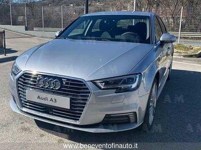 usata Audi A3 Sportback 40 e-tron S tronic del 2019 usata a Pratola Serra