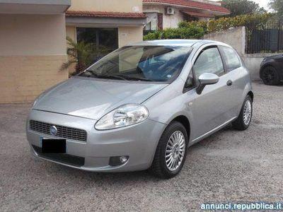 usata Fiat Grande Punto 1.4 GPL 3 porte Dynamic N1 CON