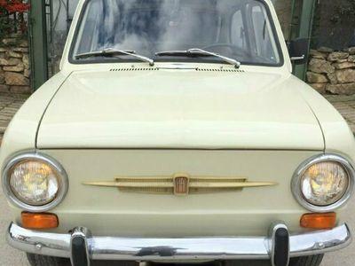 usata Fiat 850 auto d'epoca