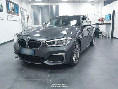 usata BMW M140 Serie 1xDrive 5p. del 2017 usata a Alessandria