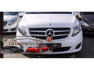usata Mercedes V220 Classe220 Cdi L Pts Usato