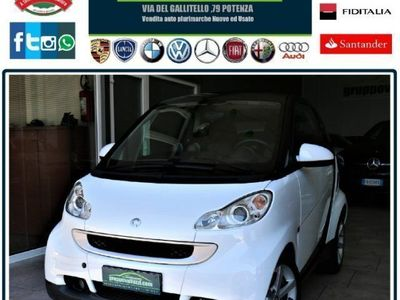 usata Smart ForTwo Coupé 800 33 kW passion cdi
