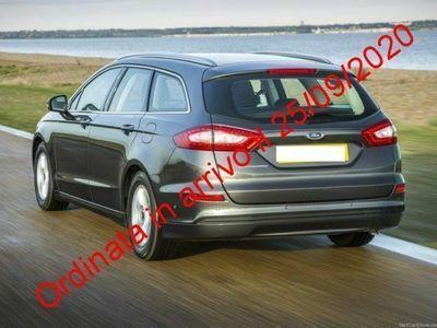 usata Ford Mondeo 2.0 EcoBlue 150 CV S&S aut. SW Titanium Business