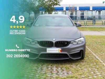usata BMW M4 Coupè 431cv