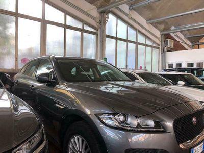 usata Jaguar F-Pace 2.0D180 CV AWD aut.*IVA Esp*NAVI*UNIPRO*EURO 6*