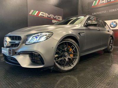 usata Mercedes E63 AMG edition 1Classe (W/S213) S.W. 4Matic+ S (777 GR)