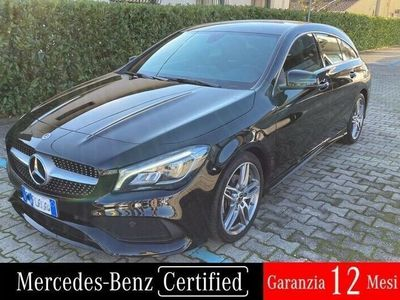 usata Mercedes 200 CLA Classe (C117)d S.W. Premium