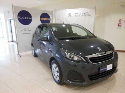 usata Peugeot 108 72 5 porte Active del 2019 usata a Matera