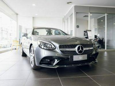 używany Mercedes 200 SLCPremium