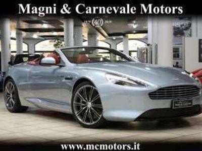 usata Aston Martin DB9 VOLANTE TOUCHTRONIC|CARBO|BANG & OLUFSEN|NAVIGATOR Benzina