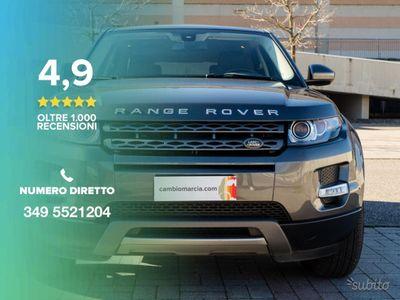 usado Land Rover Range Rover evoque 2.2 TD4 5p. Pure T