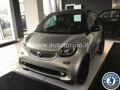 used Smart ForTwo Electric Drive -