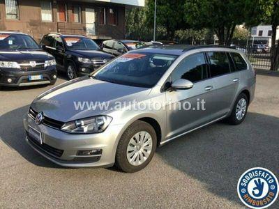 usata VW Golf GOLF VARIANTvar. 1.6 tdi Trendline 90cv
