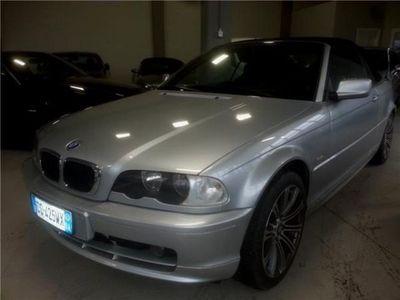 usata BMW 318 Cabriolet Serie 3 (E46) (2.0) cat Cabrio - IMP. GPL