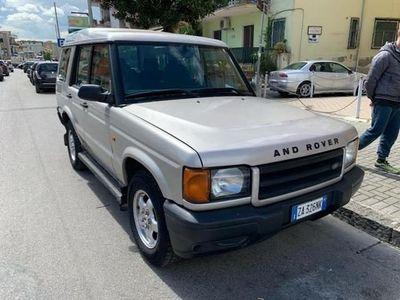 usado Land Rover Discovery 2.5 Td5 5 porte gongio traiono