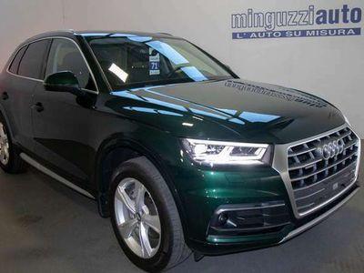 "usata Audi Q5 2.0 TDI 190 CV QUATTRO S-TRONIC SPORT - CONNECTIVITY PACK - GANCIO TRAINO - FARI LED - 19"""