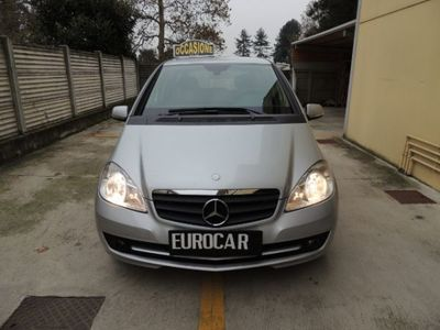 usata Mercedes A160 BlueEFFICIENCY Special Edition Spo