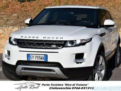 usata Land Rover Range Rover 2.2 Sd4 PURE TECH AZIENDALE+R.CAM+TETTO P.+PELLE Civitavecchia