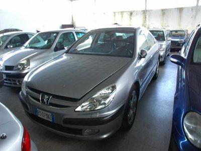 used Peugeot 607 HDi FAP Titanio