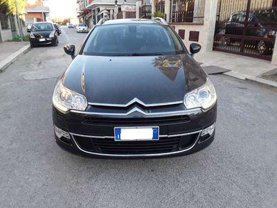 usata Citroën C5 2.2 HDi 200 aut. Executive Tourer NAVI BIXENO LED