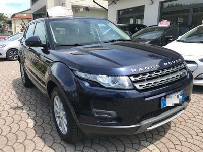 käytetty Land Rover Range Rover evoque 2.2 TD4 5p. Pure usato