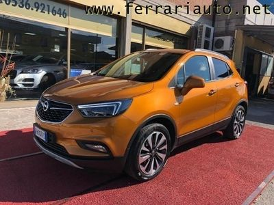 usado Opel Mokka X 1.6 CDTI Ecotec 136CV 4x4 Start&Stop Cosmo