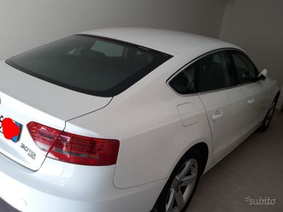 usata Audi A5 3.0 TDI Quattro stupenda